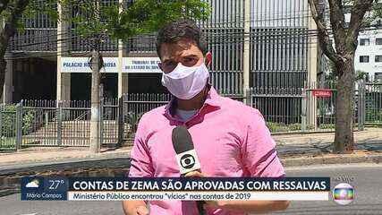 """Ministério Público encontra """"vícios"""" nas contas de Romeu Zema (Novo)"""