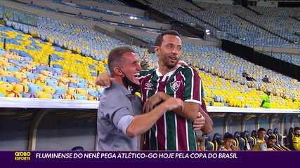Velhos amigos, Nenê e Mancini se reencontram pela Copa do Brasil