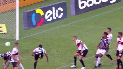 Melhores momentos: Fluminense 1 x 0 Atlético-GO pela 4ª fase da Copa do Brasil