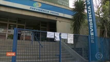 INSS reabre atendimento em agências de São Paulo a partir desta quinta (17)