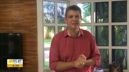 PT formaliza candidatura de Márcio Macêdo à Prefeitura de Aracaju