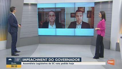 Anderson Silva e Renato Igor falam sobre votação do impeachment