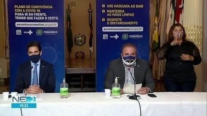 Estado libera atividades no interior e anuncia dez leitos de UITI infantil em Olinda