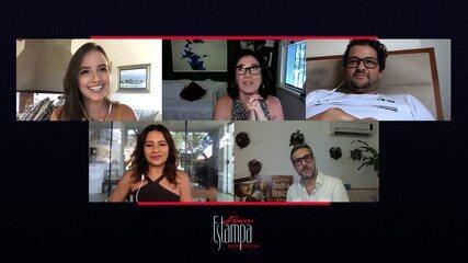 Elenco de 'Fina Estampa' faz reunião virtual; veja o teaser!