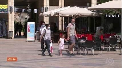 Israel começa novo lockdown de três semanas