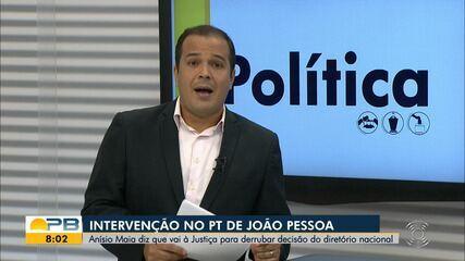 PT intervem em candidatura de Anísio Maia, mas candidato pretende ir à justiça