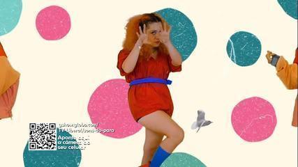 """""""Amor e Sacanagem"""" - Aíla ft. Luísa Nascim - Sons do Pará"""