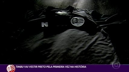Náutico lança camisa preta e se diz disposto a entrar na luta antirracista