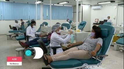 Doação de sangue e órgãos sofre queda durante a pandemia