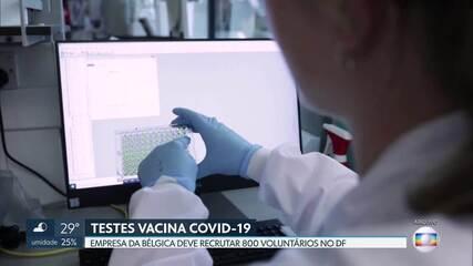 DF vai receber mais um programa de testes de vacina contra a covid-19