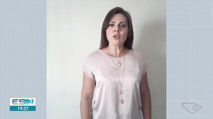 PV oficializa candidatura de Fernanda Martins à Prefeitura de Vila Velha