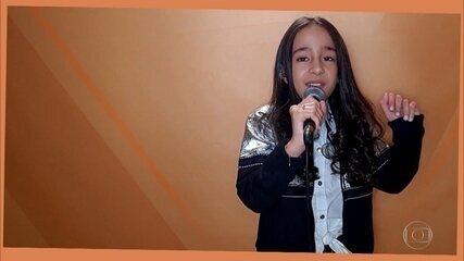 Manu Guimarães canta 'Serenata'
