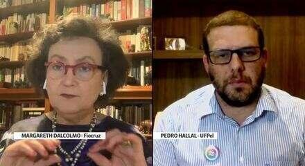 Pesquisa Epicovid-19 BR, da UFPel, mostra desaceleração da Covid no Brasil