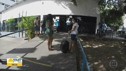 Perícias são retomadas em agência do INSS do Recife