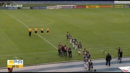 Remo 0 x 0 Botafogo-PB: assista aos melhores momentos do jogo no Mangueirão
