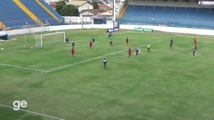 Assista aos gols de Marília 2 x 2 Grêmio Prudente