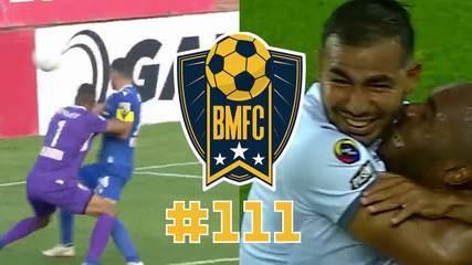 BMFC #111: Bicicleta de Sornoza no Equador, bizarrice dupla na Grécia e golaço do Benfica