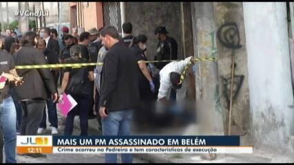 PM é assassinado em Belém