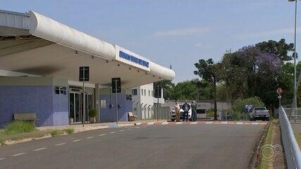 Secretário de Transportes participa de vistoria em aeroporto de Sorocaba