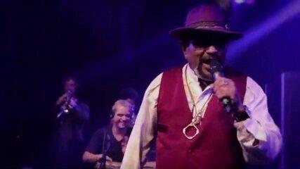 Morre, no Rio, o cantor e compositor Gerson King Combo