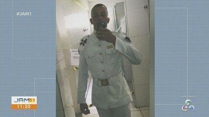 Soldado desaparece em rio após pular de flutuante em Manaus