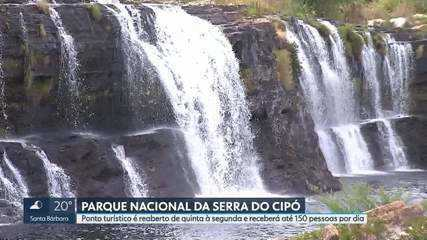 Parque Nacional da Serra do Cipó é reaberto