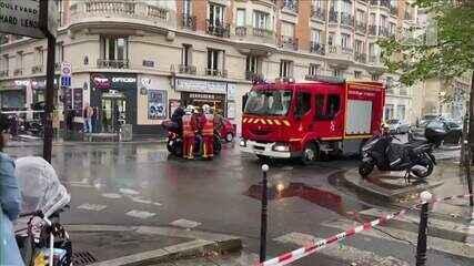 Ataque com faca deixa feridos perto do antigo endereço do Charlie Hebdo, em Paris