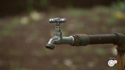 Ourinhos registra casos de furto de água durante pandemia