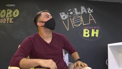 Bola & Viola repercute Atlético-MG líder, reação do Cruzeiro e o América-MG classificado