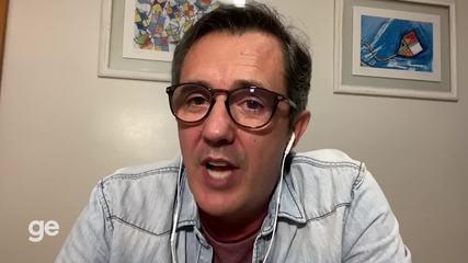 Carlos Eduardo Lino analisa Vasco x Bragantino, pela 12ª rodada do Brasileirão