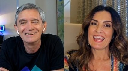 Fátima Bernardes conta como foi a criação do 'Encontro'