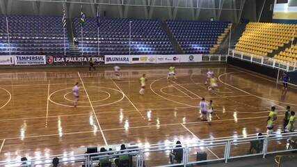 Os gols de Araraquara 0 x 3 Dracena