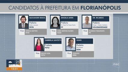 Conheça os candidatos confirmados à prefeitura da capital