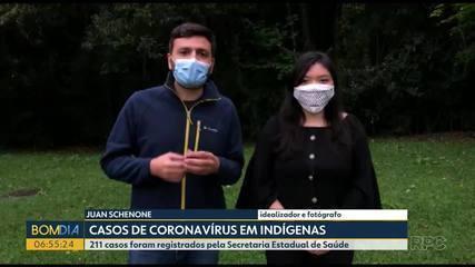 17 casos de coronavírus foram registrados em aldeia em Piraquara