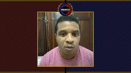 """Ubuntu: """"Quebrei o estigma de estrutura do negro pra natação"""", diz Edvaldo Valério"""