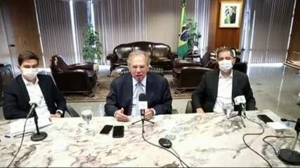 Na quarta, Guedes descartou uso de dinheiro de precatórios para o Renda Cidadã