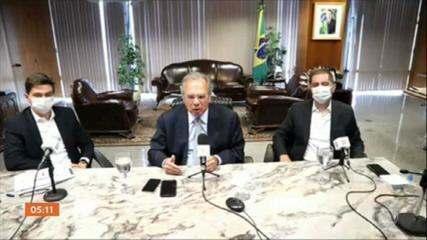Após críticas, ministro Paulo Guedes fala sobre o projeto Renda Cidadã