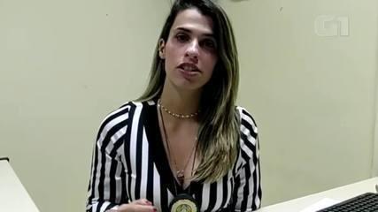 Delegada da DEAM de Friburgo fala sobre prisão de suspeito de estuprar a enteada