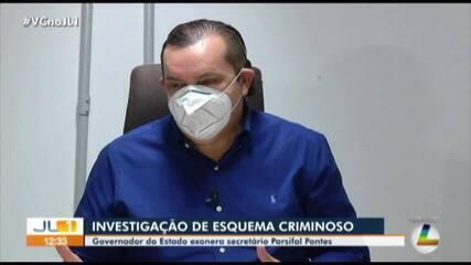 Governador Helder Barbalho exonera secretário investigado na Operação SOS