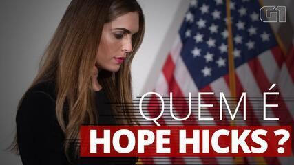 Quem é Hope Hicks?