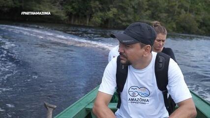 Bloco 02: E as aventuras continuam no Parque Nacional do Jaú