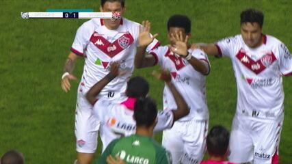Melhores momentos de Operário- PR 1 x 1 Vitória, pela 13ª rodada do Campeonato Brasileiro Série B