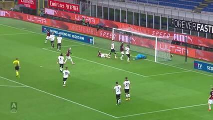 Melhores momentos de Milan 3 x 0 Spezia pelo Campeonato Italiano