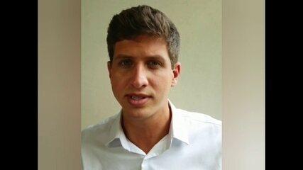 João Campos (PSB) fala sobre transporte público no Recife