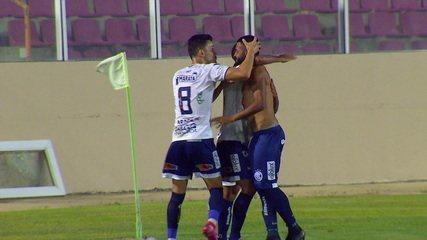 Melhores momentos: Confiança 1 x 0 CRB, pela 14ª rodada do Brasileirão Série B