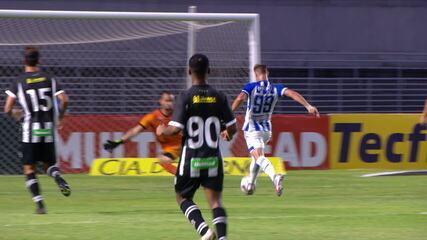 No Rei Pelé, CSA vence o Figueirense, por 3 a 0, pela 14ª rodada do Brasileirão Série B