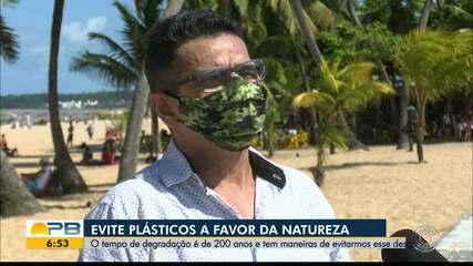 Saiba várias formas de evitar usar plástico e ajudar a natureza
