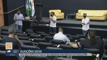 Rádio Cultura FM de Uberlândia vai realizar sabatina e debate com candidatos à Prefeitura