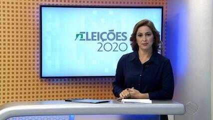 Eleições 2020: agenda dos candidatos à Prefeitura de Aracaju desta quinta-feira (8)