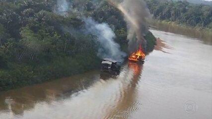 Presença de garimpeiros ameaça povos indígenas isolados da Amazônia